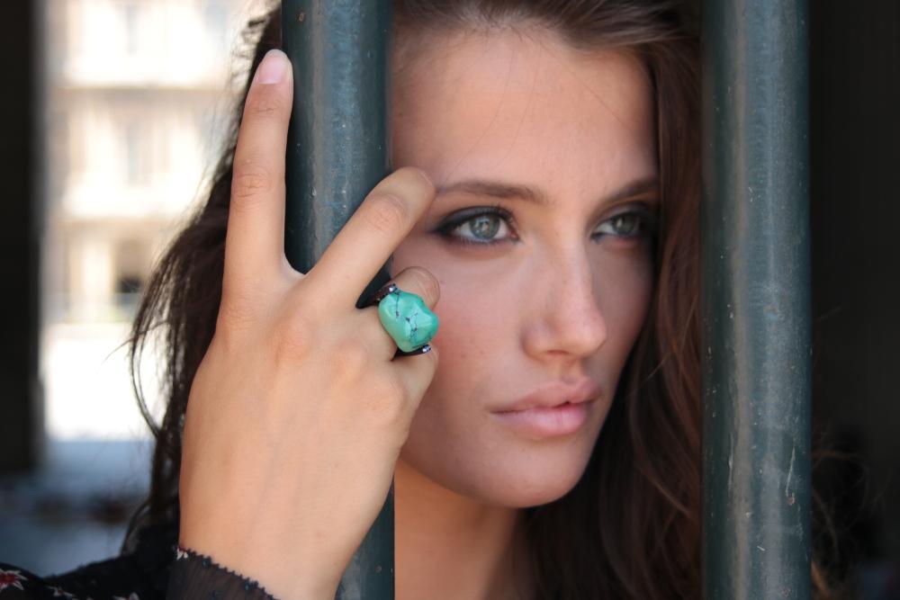 Annette Girardon, création de bijoux sur-mesure à Paris en France